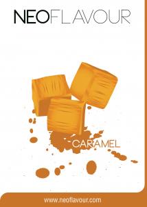 NeoFlavour práškové ochucovadlo Caramel