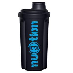 Shaker nu3tion černý 700ml