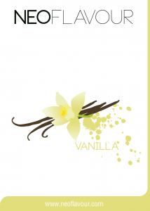 NeoFlavour práškové ochucovadlo Vanilla